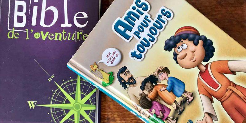 Bible pour enfant