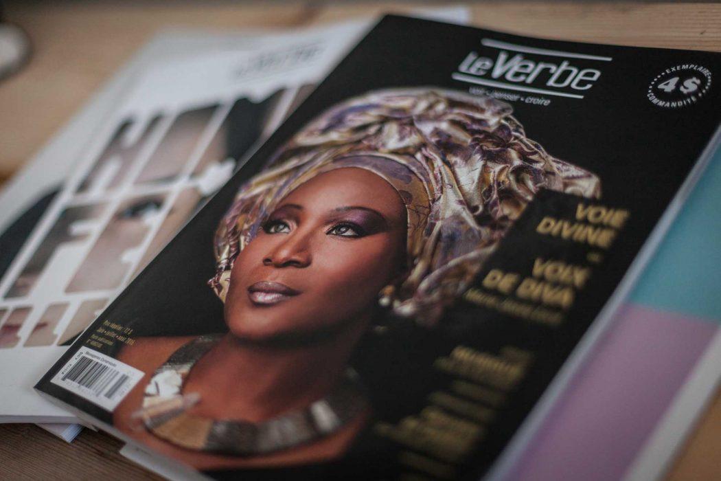 Magazine Le Verbe